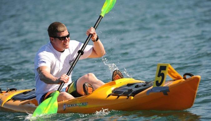 Kayaking: Adventurous Sport 8